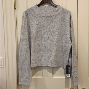 NEW Adorable Crop Sweater